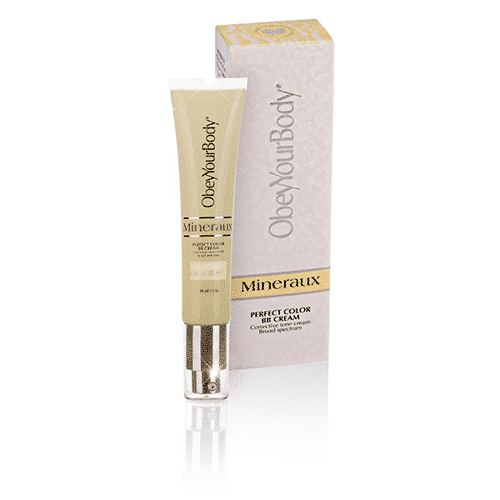 ObeyYourBody Mineraux BB Cream DE