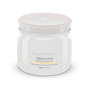 ObeyYourBody Mineraux Reviving Bath Salt