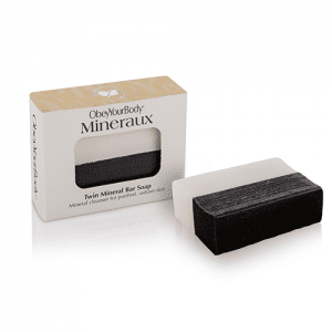 ObeyYourBody Mineraux Twin Mineral Bar Soap