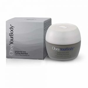 ObeyYourBody Silver Collection Major Make Over Purifying Mud Mask
