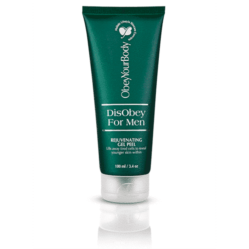 ObeyYourBody Disobey Rejuvenating Gel Peel For Men