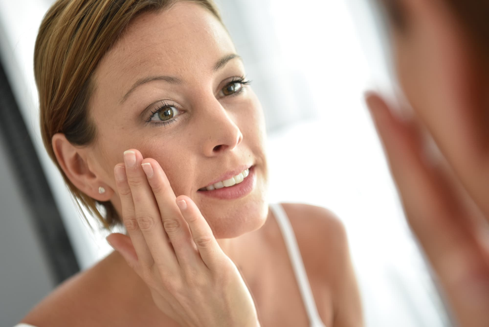Found your first wrinkle?  Do this now.